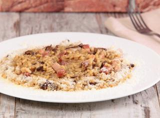 Come preparare il risotto con pancetta