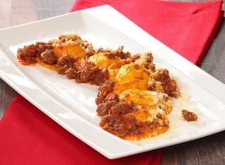 Ricetta: tortelli di patate con ragù