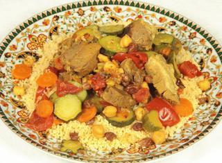 Ricetta: cous cous alla marocchina