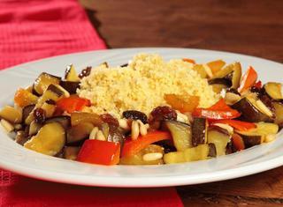 Ricetta: cous cous di verdure in agrodolce