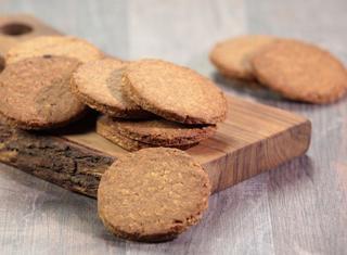 Come preparare biscotti integrali alle mandorle