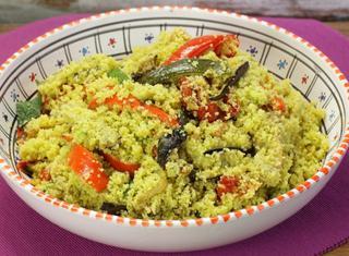 Cous cous con verdure arrostite