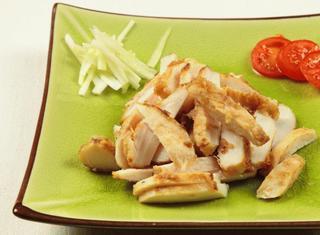 Pollo marinato e grigliato