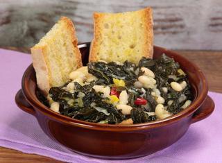 Ricetta: zuppa di cavolo nero