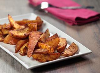 Ricetta: patate speziate al forno