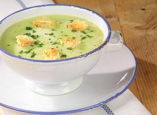 Come preparare la minestra di piselli