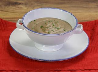 Ricetta: crema di funghi e patate