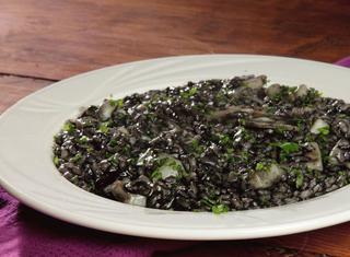 Come fare il risotto al nero di seppia
