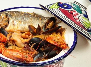 Ricetta: cous cous di pesce