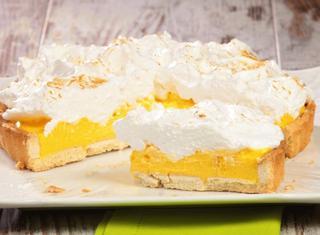 Ricetta: crostata al limone