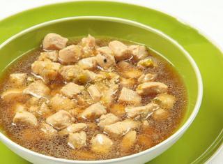 Ricetta: minestra di pollo