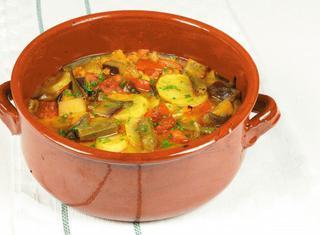 Ricetta: zuppa di verdure