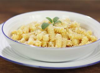 Pasta al gorgonzola cremoso