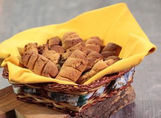 Ricetta: biscotti integrali al miele