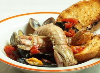 Ricetta: zuppa di cozze e vongole