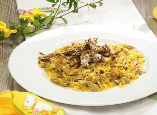 Ricetta: risotto ai carciofi e zafferano