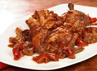 Come preparare il pollo alla cacciatora
