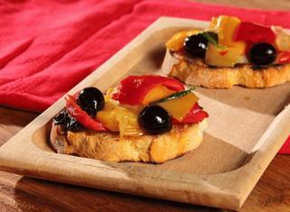 Come preparare i crostini alle olive