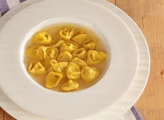 Ricetta: tortellini bolognesi
