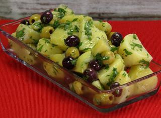 Patate all'insalata
