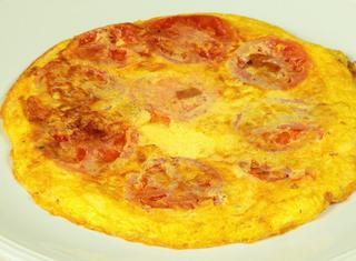 Uova con pomodoro