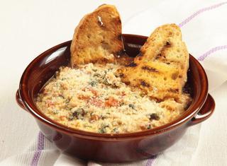 Ricetta: zuppa con ricotta