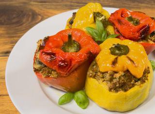 Peperoni ripieni spagnoli