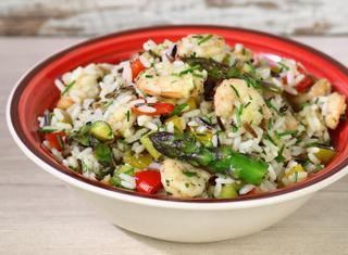 Insalata di riso long e wild