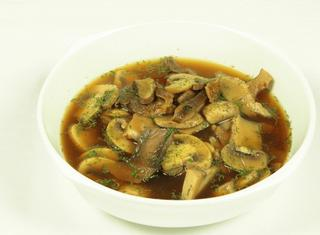 Zuppa di funghi