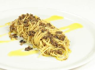 Spaghetti alla norcina
