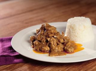 Pollo al curry