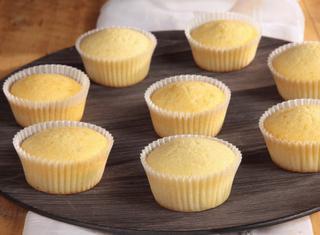 Cupcakes bianchi (base)