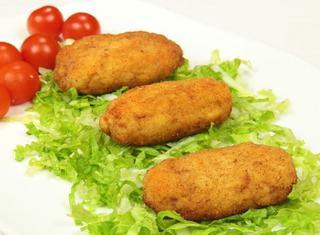 Crocchette di pollo alla Požarskij