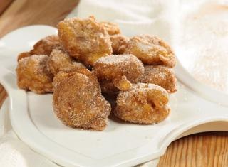 Buelos de viento Frittelle dolci peruviane