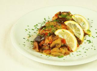 Salad Zalouk