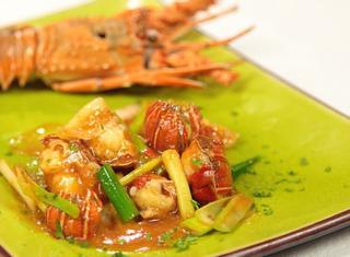 Aragosta con salsa al peperoncino ricetta di Singapore
