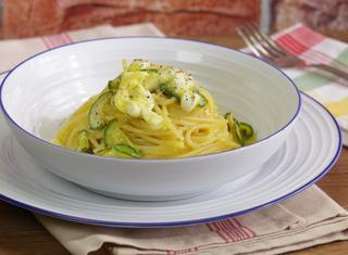Spaghetti alle zucchine