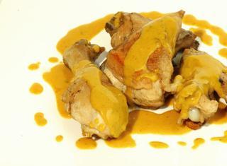 Ricetta: pollo allo zafferano