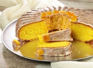 Ricetta: ciambella all'arancia