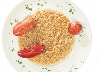 Ricetta: risotto con astice