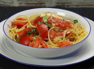 Come fare gli spaghetti alla caprese