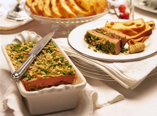 Come servire il foie gras