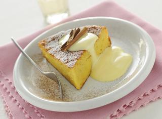 Ricetta Torta margherita con mele grattugiate