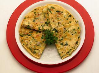 Ricetta: frittata vegetariana