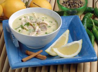 Ricetta: zuppa di ceci all'indiana