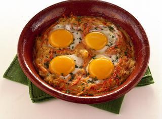 Come fare uova gratinate