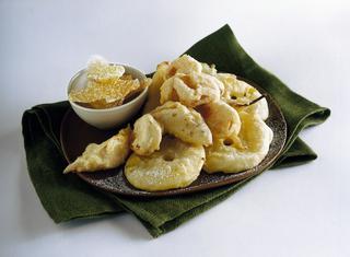 Come preparare la tempura di frutta