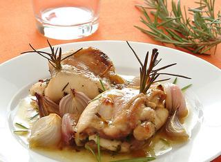 Sovracosce di pollo al rosmarino