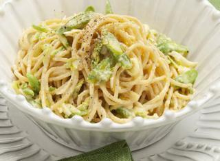 Ricetta: spaghetti alla carbonara di verdure