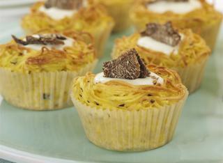 Ricetta: tagliolini al tartufo